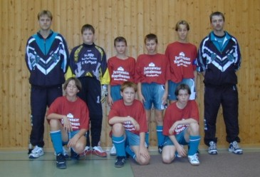 D-Junioren: SV Kippenheimweiler