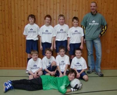 E-Junioren: FV Sulz
