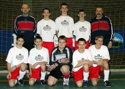 C-Junioren: SC Kuhbach/R.