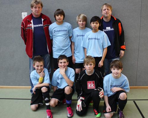 D2-Junioren: SG Kuhbach/Reichenbach 2