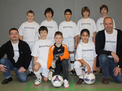 E1-Junioren: Lahrer FV