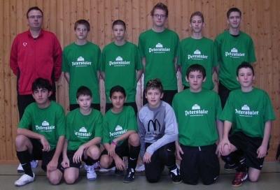 C-Junioren: SG Lahr