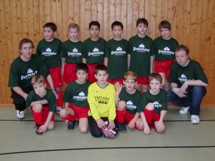 F-Junioren: Spvgg Lahr