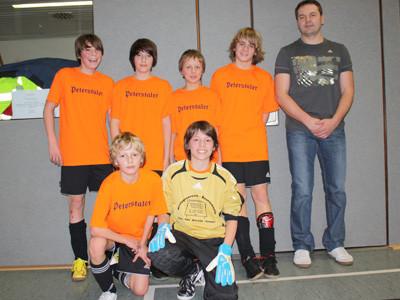 D1-Junioren: FV Sulz