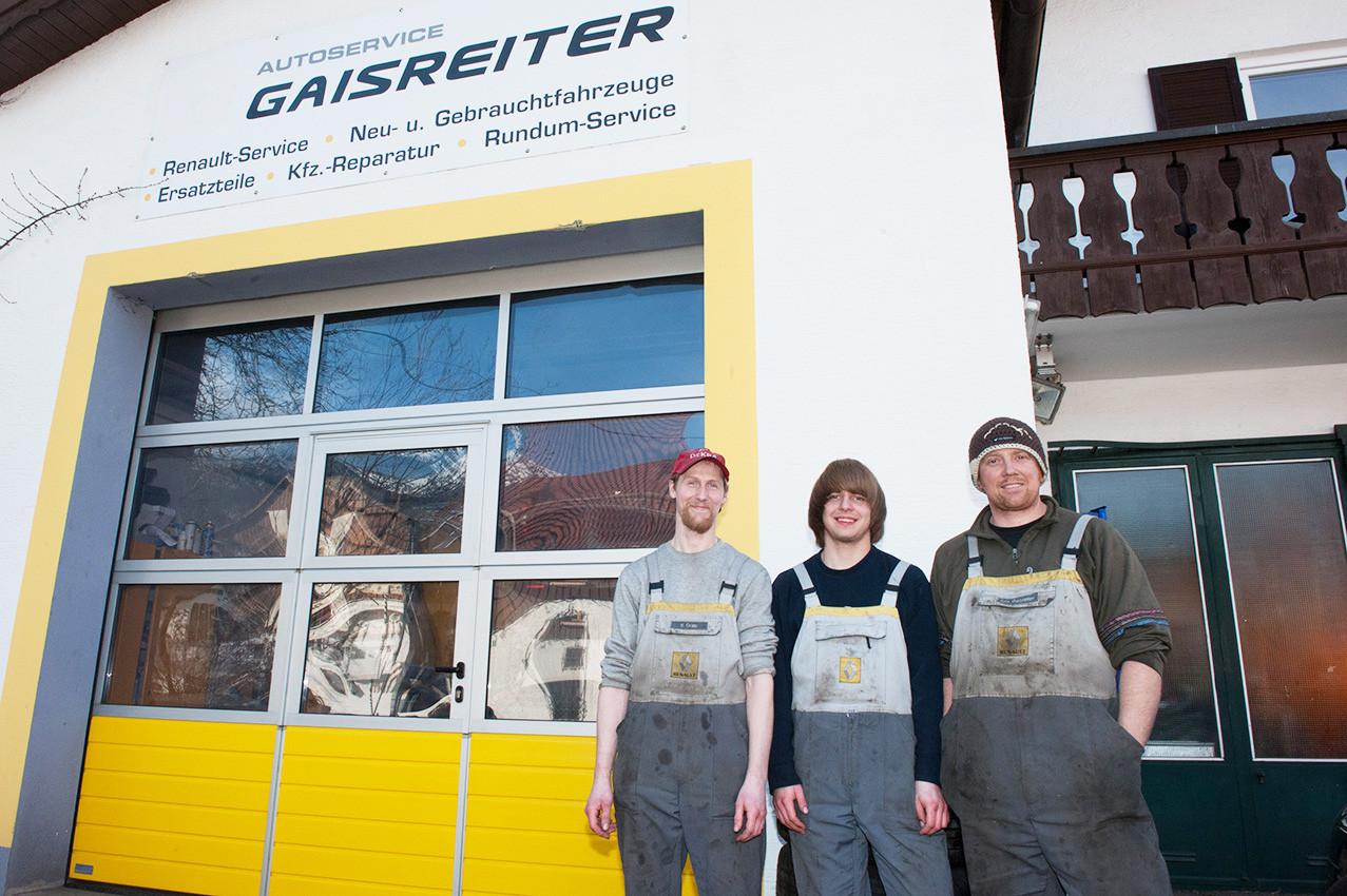 Team Autoservice Gaisreiter