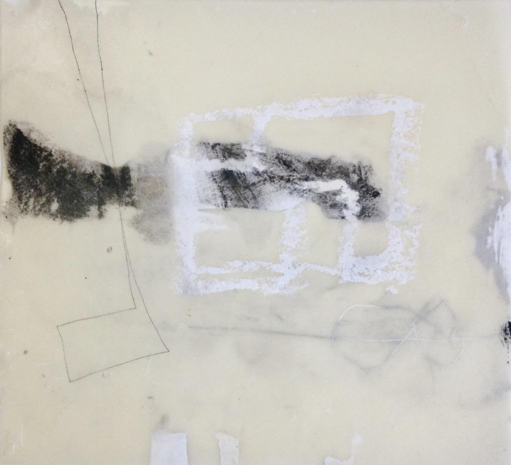 Feldarbeit Nr. 06, Mischtechnik, 2017