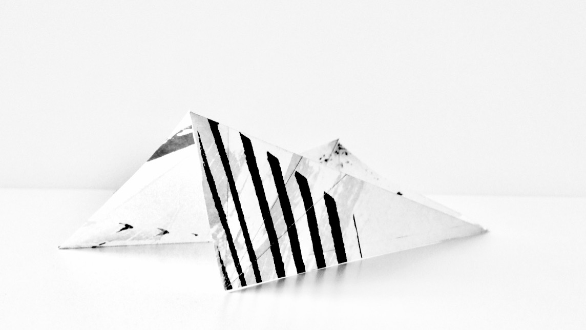 Plastikzyklus Nr. 15, Mischtechnik, 20x10x15cm, 2018