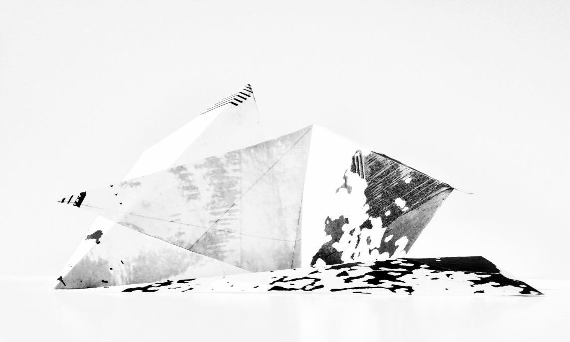 Plastikzyklus Nr. 11, Mischtechnik, 20x10x15cm, 2018