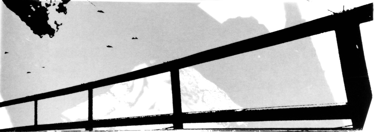 Berg & All Nr. 10, Mischtechnik, 42x14,85cm, 2018