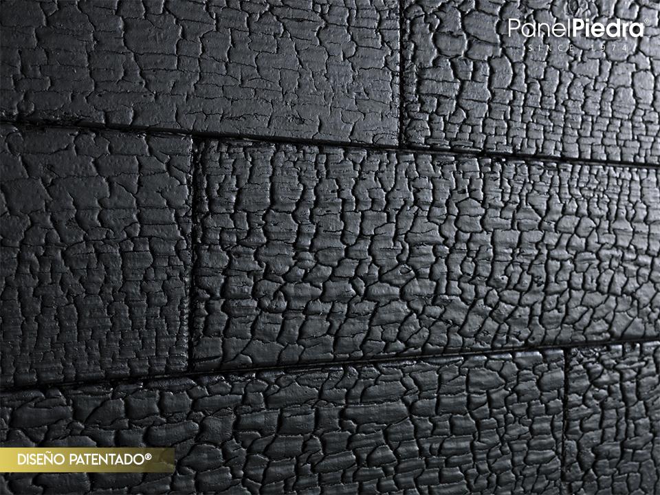 Panel Piedra Burned PR-850 PanelPiedra Serie Remember
