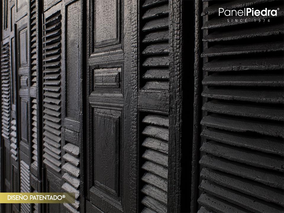 PanelPiedra Panel Fenster PR-810 Panel Piedra Serie Remember