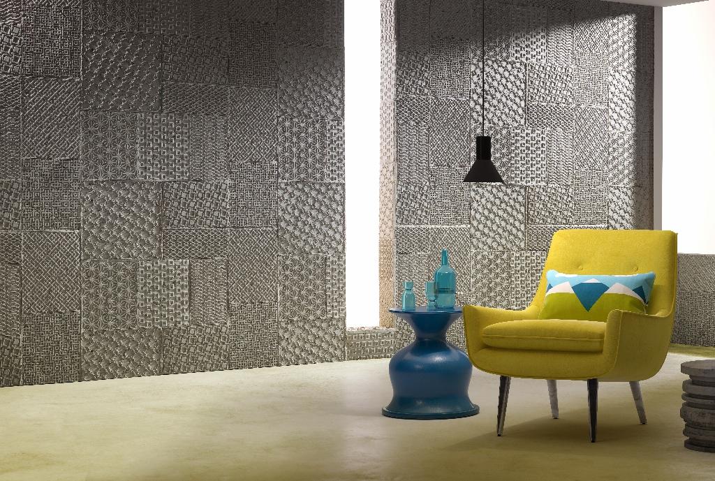 PanelPiedra - Serie Cemento - Paneele mit Betonoptik - Cemento Geometrico PR-950