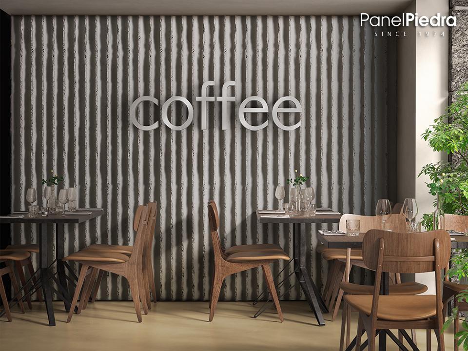 PanelPiedra - Serie Cemento - Paneele mit Betonoptik - Cemento Factory PR-980