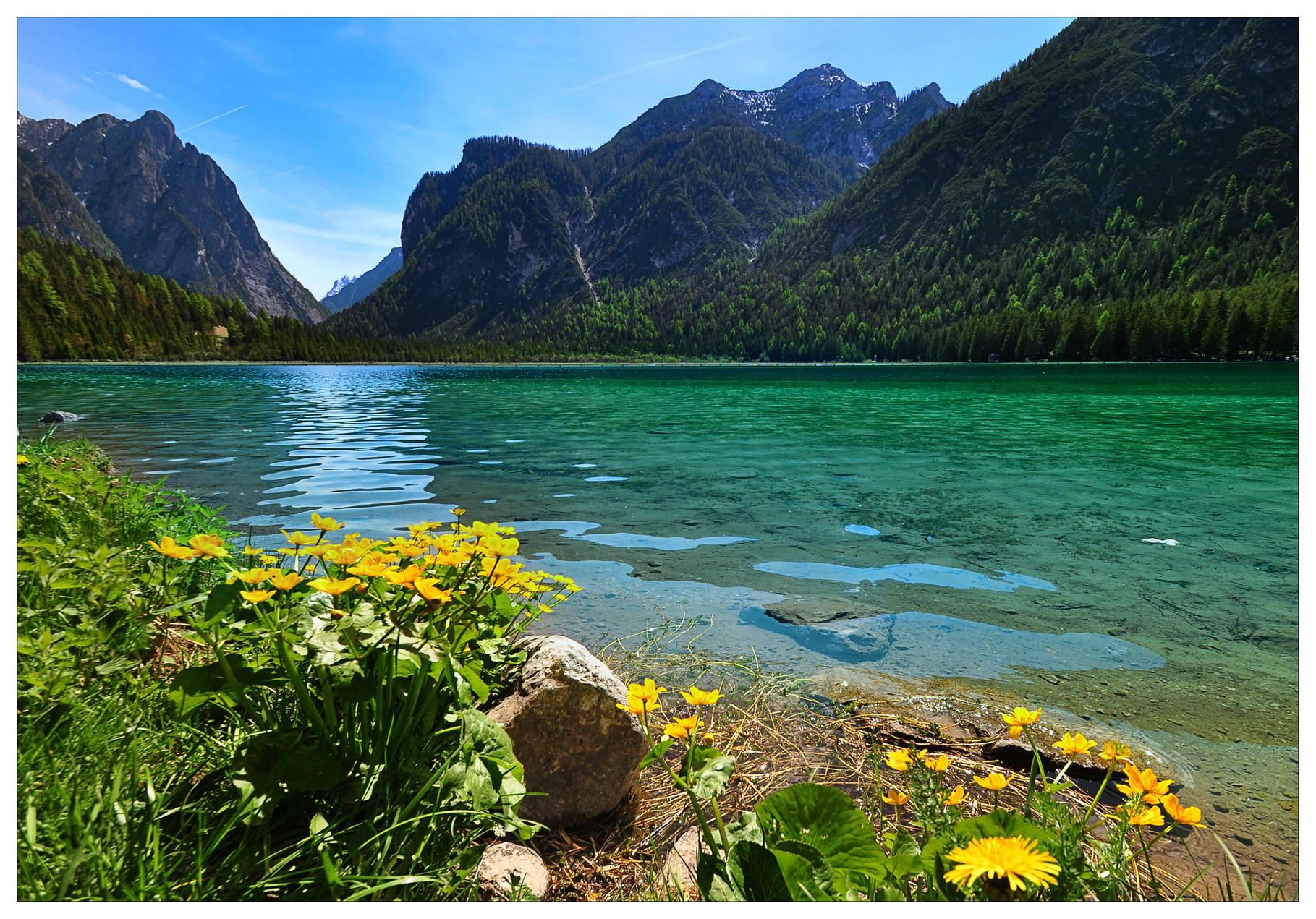 Am Toblacher See