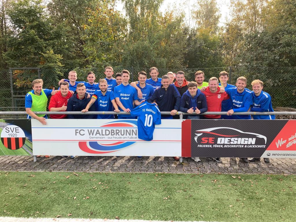 3 Tore, 3 Punkte - Zweite mit Heimsieg gegen SG Oberlahn