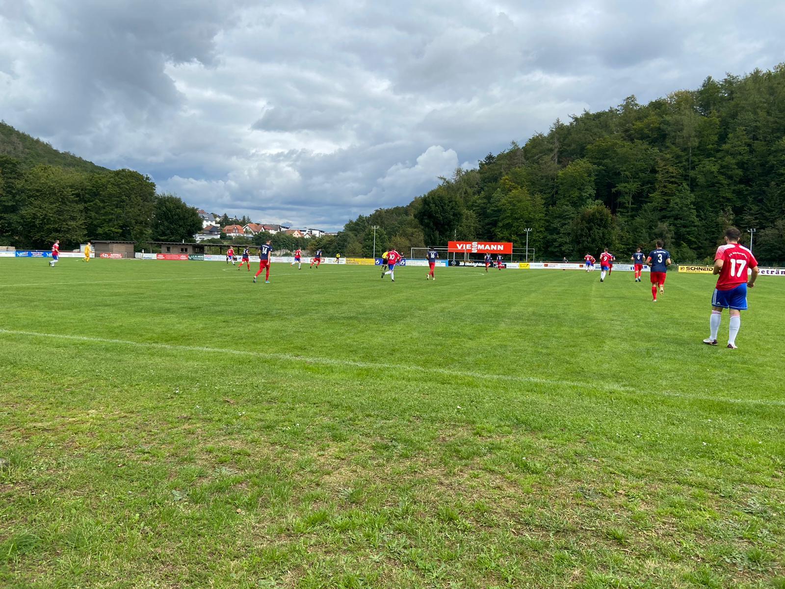 Niederlage beim FC Ederbergland - FC Waldbrunn verliert auswärts