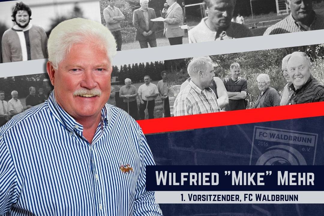 """""""Mir geht es um den Fußball"""" - Heute wird Wilfried (Mike) Mehr 70 Jahre alt"""