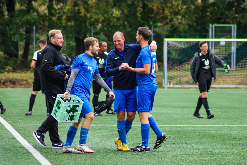 Trainerwechsel bei der Dritten - Auf Daniel Schardt folgt Steffen Borbonus