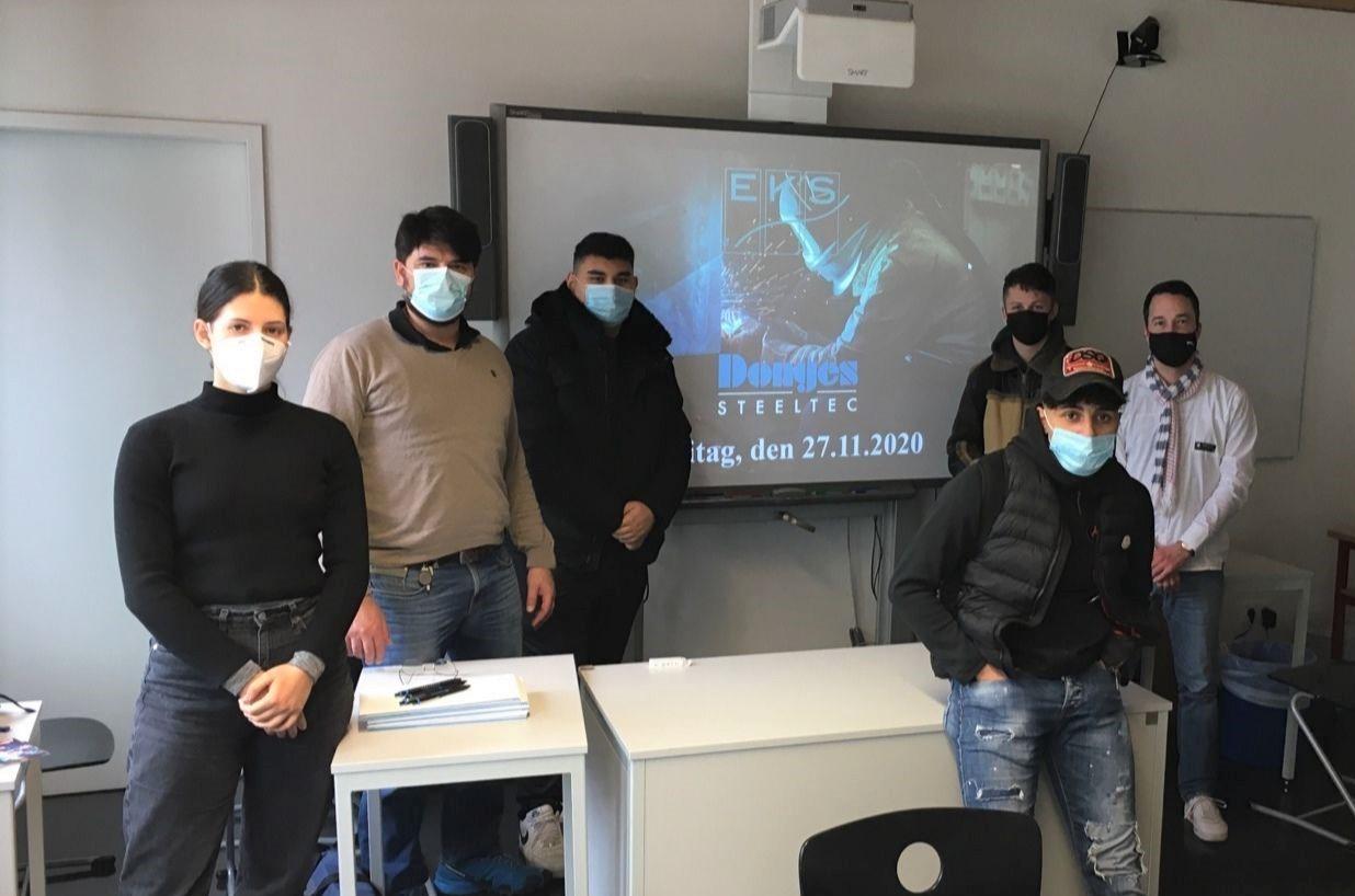 """""""Sprache und Beruf"""" am ZuBaKa-Standort Darmstadt"""
