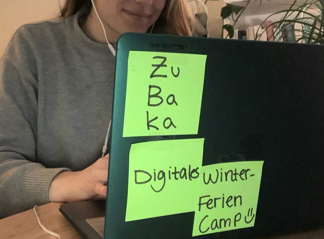 Digitaler Winterferienspaß mit ZuBaKa