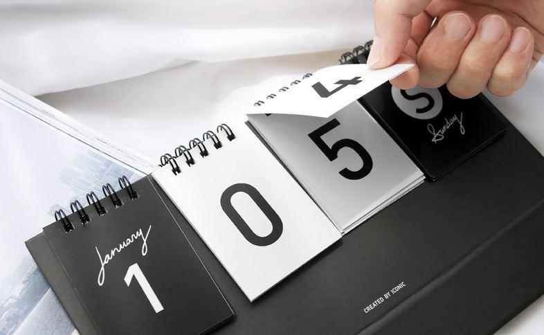 Kalender-Black 1