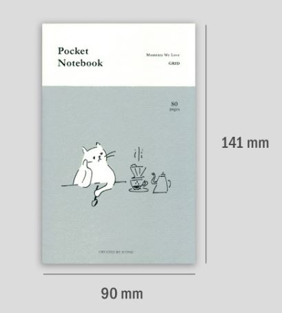Pocket Notebook-waiting