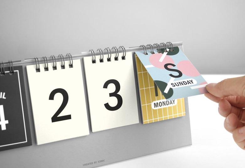 Kalender-Black 2