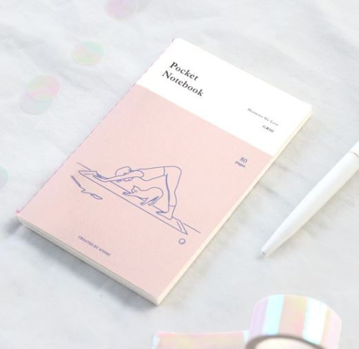 Pocket Notebook-Yoga