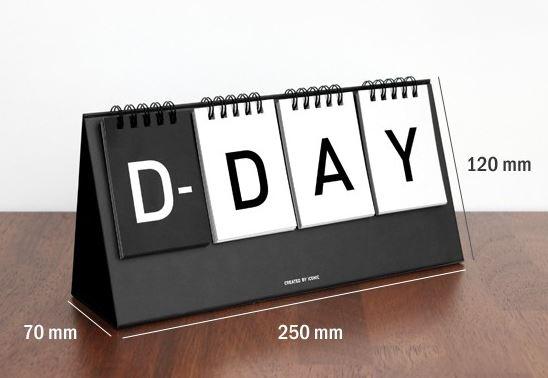 Kalender-Black