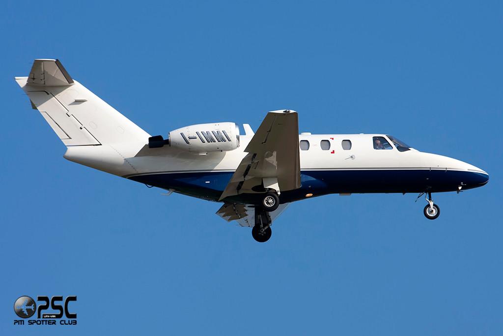 ALIVEN Cessna 525 Citation CJ1 - I-IMMI (cn 525-0379)