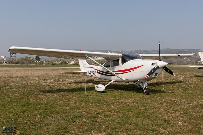 D-EDRJ Cessna 172S @ Aeroporto Verona Boscomantico © Piti Spotter Club Verona