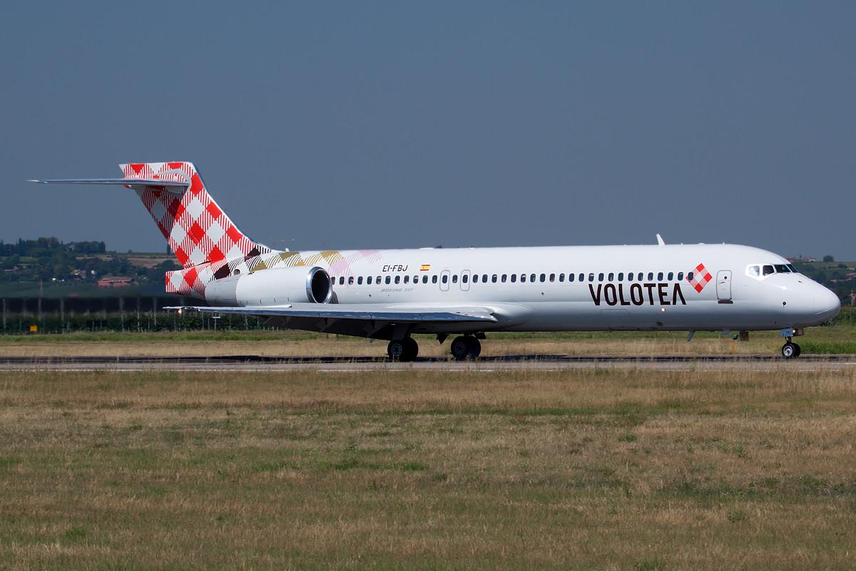 Boeing 717 - MSN 55177 - EI-FBJ  Airline Volotea Airlines
