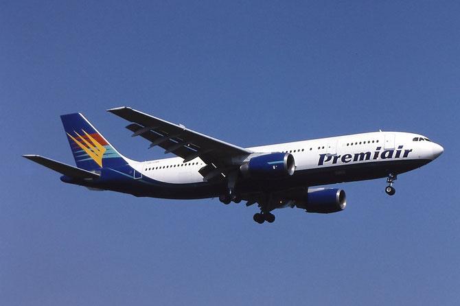 OY-CNK  A300B4-120  94  Premiair  @ Aeroporto di Verona © Piti Spotter Club Verona