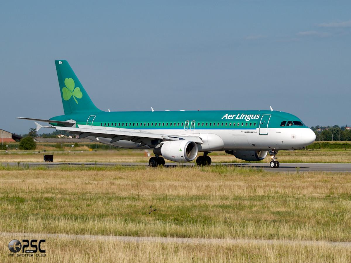 Airbus A320 - MSN 2432 - EI-DEN  Airline Aer Lingus