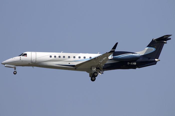 D-AVIB ERJ135BJ 14501109 Air Hamburg Private Jets @ Venice Airport 05.06.2015 © Piti Spotter Club Verona
