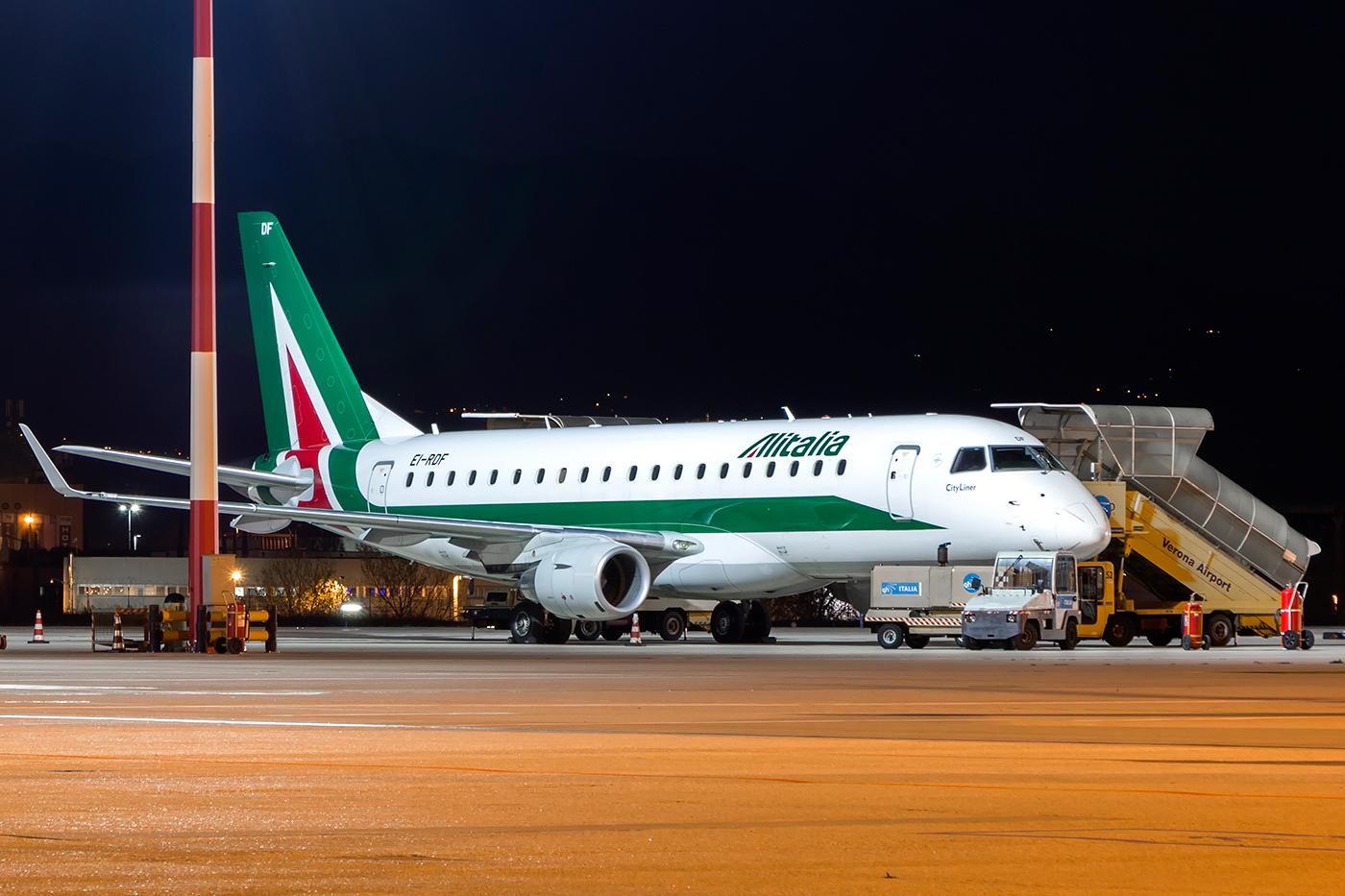 Aeroporto di Verona: i dati di traffico di luglio 2021
