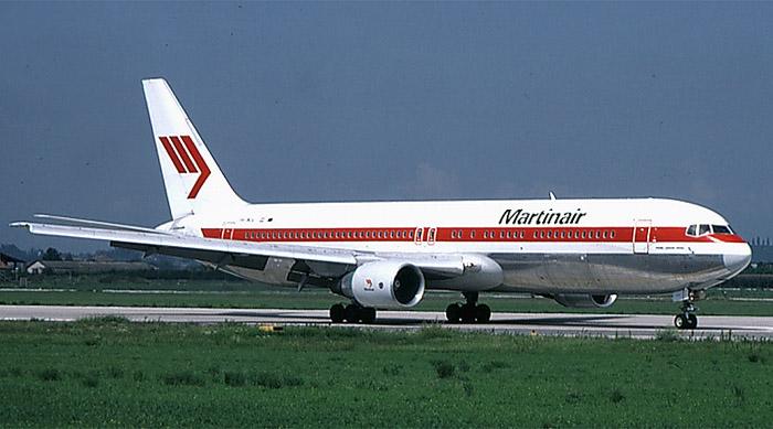 PH-MCK  B767-31AER  25273/393  Martinair @ Aeroporto di Verona © Piti Spotter Club Verona