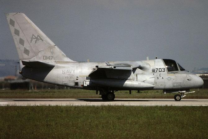 160154   S-3A  394A-3136  VS-30 @ Aeroporto di Verona   © Piti Spotter Club Verona