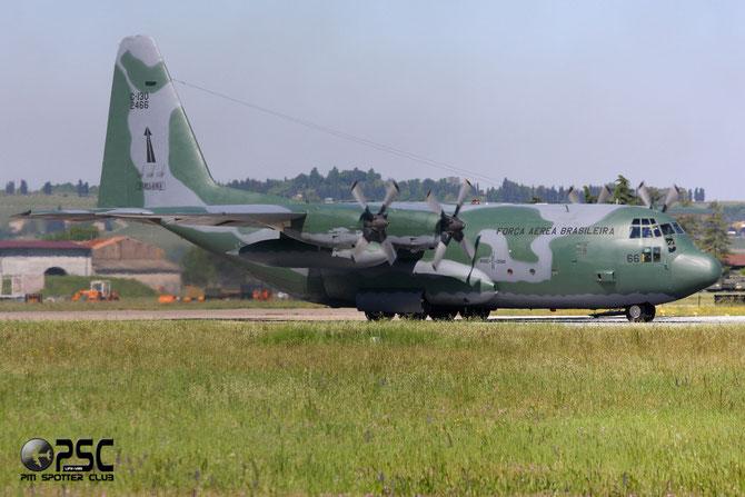 2466   C-130M (C-130H-2)  4990  V Força Aerea © Piti Spotter Club Verona