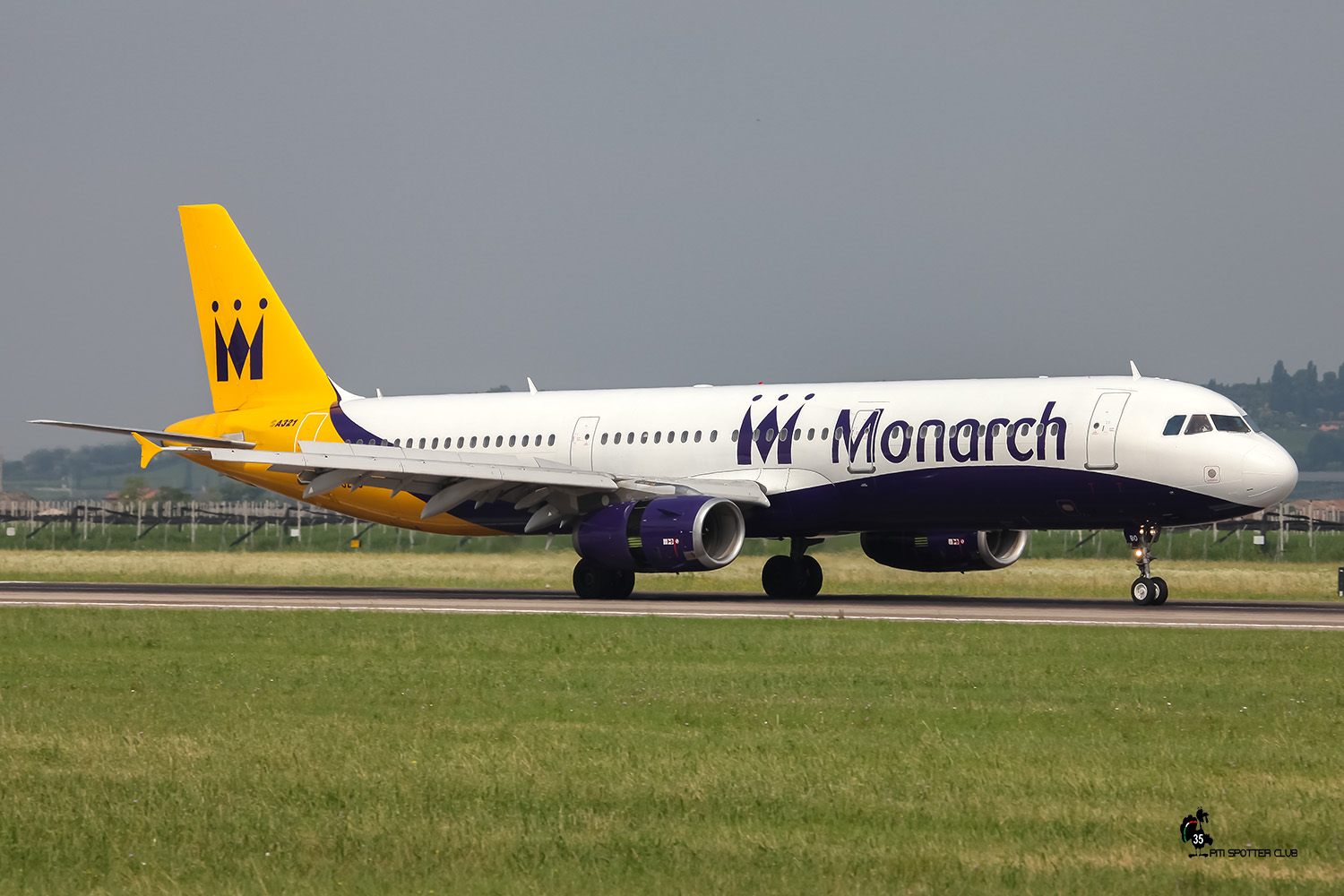 G-OZBO A321-231 1207 Monarch Airlines