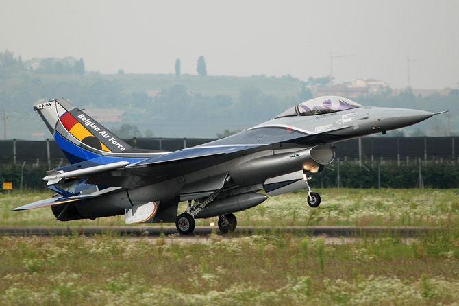 FA84   F-16AM  6H-84  2w © Piti Spotter Club Verona
