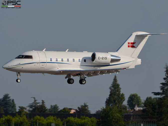 C-215   CL-604  5515  Esk 721  © Piti Spotter Club Verona