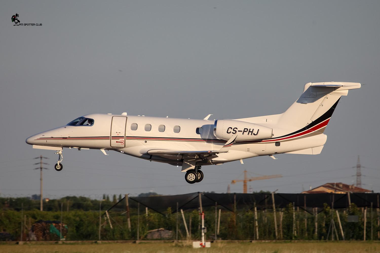 CS-PHJ EMB505 50500336 NetJets @ Aeroporto di Verona - 13/08/2016 © Piti Spotter Club Verona