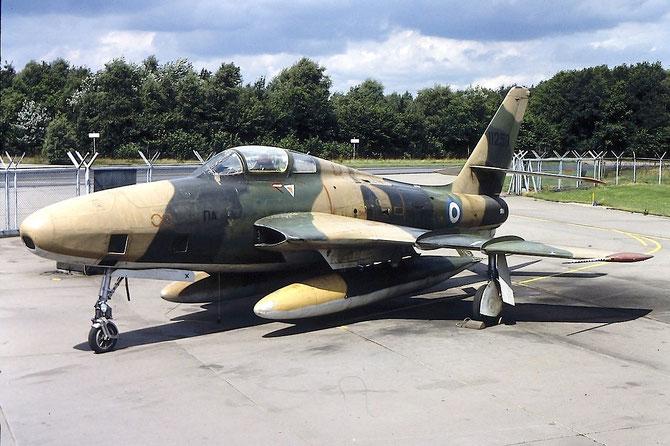 111253   RF-84F-16-RE  (51-11253)  Soesterberg © Piti Spotter Club Verona