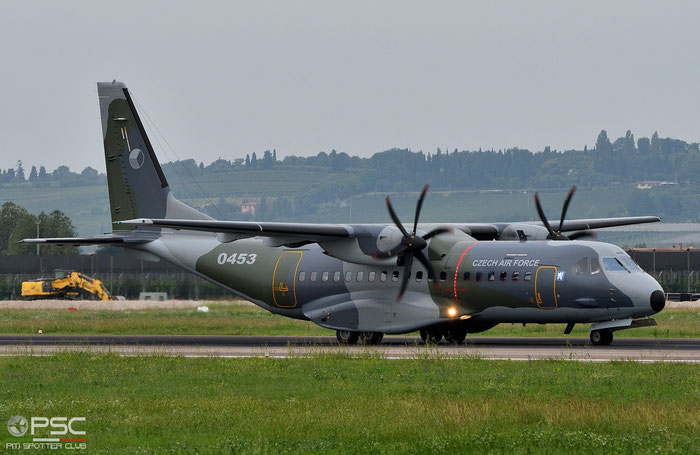 0453   C295M  069  242.tsl © Piti Spotter Club Verona @ Aeroporto di Verona