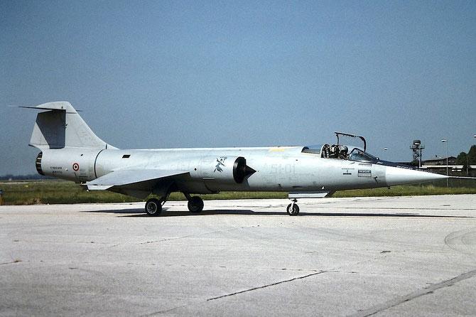 MM6869  4-3 (51-01)  F-104S-ASA  1169 © Piti Spotter Club Verona