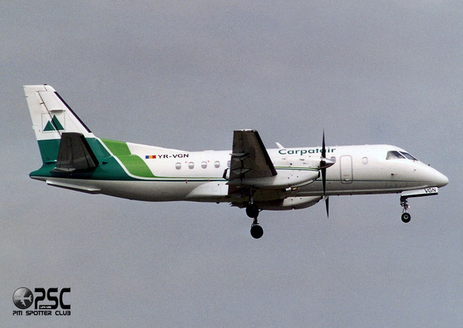 YR-VGN  Saab 340B  340B-200  Carpatair  @ Aeroporto di Verona © Piti Spotter Club Verona