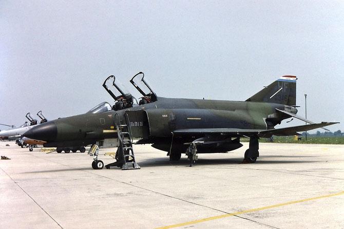69-0346   F-4E  - @ Aeroporto di Verona   © Piti Spotter Club Verona