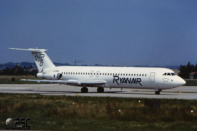 G-BNIH  BAe111-561RC  406  Ryanair Europe  @ Aeroporto di Verona © Piti Spotter Club Verona