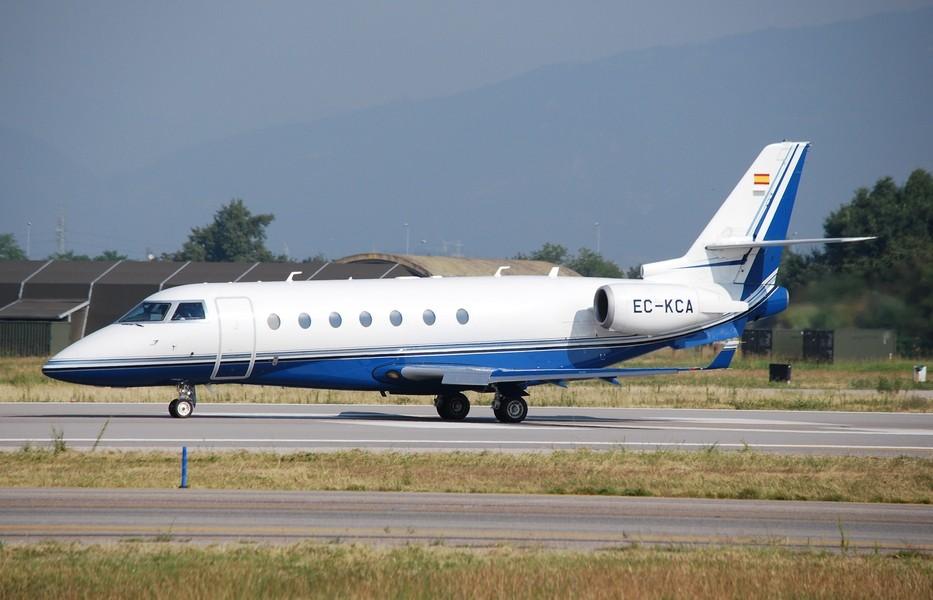 Untitled - Gulfstream Aerospace G200 - EC-KCA